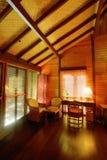 wygodnie kabiny ciepła Zdjęcia Royalty Free