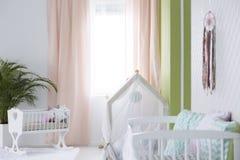 Wygodny dziecko pokój obraz royalty free