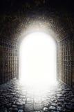 Wyjście światło zdjęcie royalty free