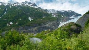 Wyjście lodowiec w Seward, Alaska obrazy stock