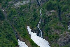 Wyjście lodowiec w Seward, Alaska zdjęcia stock