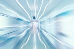 Wyjście od korytarza zdjęcia royalty free