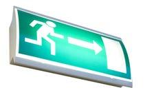 wyjście znak Zdjęcie Stock