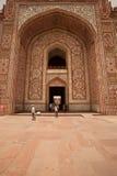 wyjścia fortu brama Rajasthan sikandar Obrazy Stock