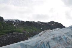 wyjście lodowiec Zdjęcia Stock