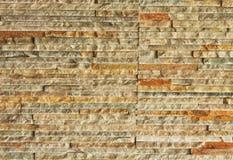 Wykładać marmurem ścianę Obraz Stock
