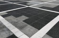 Wykłada marmurem podłoga Obrazy Stock