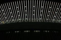 Wykładający w górę świateł Obrazy Stock