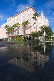 wykładowcy cesar hotel fotografia royalty free