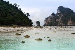 wykładowcy wyspy ko phi Thailand Zdjęcia Royalty Free