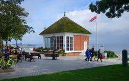 Wyk on Foehr Island Royalty Free Stock Photos