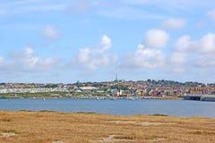 Wyke REGIS, Dorset royalty-vrije stock afbeeldingen