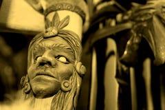 wykonać ręcznie hindusa amerykanin Obrazy Royalty Free