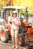 Wykonawcza Azjatycka inżynier kobieta Obrazy Royalty Free
