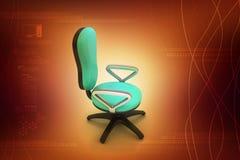 Wykonawczy krzesło Zdjęcie Stock