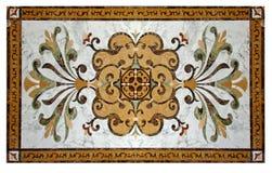 wykonywać ręcznie patchworku materialnego kamień Zdjęcia Royalty Free