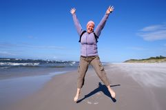 wykonywanie kobiety jogi fotografia royalty free