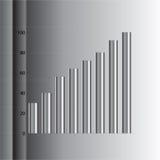 wykres rura ilustracja wektor