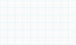 Wykresu papier ilustracja wektor