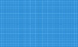 Wykresu papieru siatki linii projekt royalty ilustracja