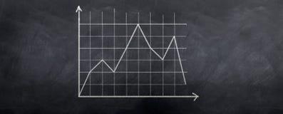 wykresu siatki zapas Obrazy Stock