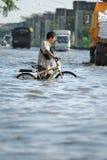wylew Thailand Zdjęcie Stock