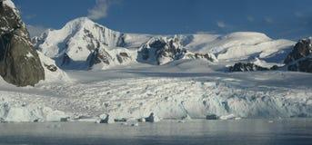 wylodzone icefall góry Obrazy Royalty Free