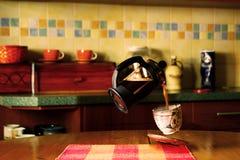 Wymarzona kawa Zdjęcie Royalty Free