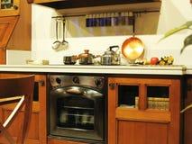 wymarzona kuchnia Obrazy Royalty Free