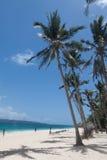Wymarzony Plażowy Boracay boattrip, Filipiny Zdjęcia Royalty Free