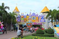 Wymarzony świat bangkok Thailand Obrazy Royalty Free