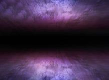 Wymiar w ciemności tekstury tle Fotografia Stock