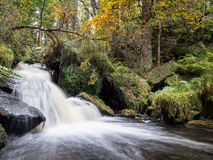 Wyming Brook, Peak District, UK Royalty Free Stock Image