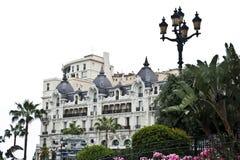 Wyniosły hotel de Paryż obrazy royalty free