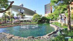 Wynn喷泉展示 股票视频