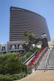 Wynn旅馆和娱乐场在拉斯维加斯 库存照片