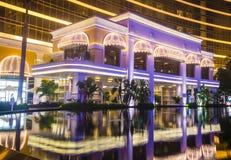 Wynn旅馆澳门 免版税图库摄影