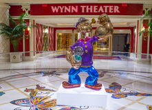 Wynn Λας Βέγκας Popeye Στοκ Φωτογραφία