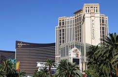 Wynn и гостиницы Лас-Вегас Palazzo Стоковое Фото