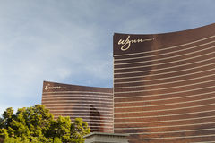 Wynn and Encore Casinos, Las Vegas Royalty Free Stock Photography