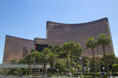 The Wynn and Encore Hotel and Casino in Las Vegas Stock Image