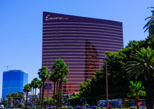 Wynn and Encore hotel of Las Vegas Stock Photo