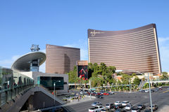 Wynn and Encore Las Vegas Royalty Free Stock Image