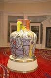 Wynn Esplanade bij Wynn Hotel en het Casino royalty-vrije stock afbeeldingen
