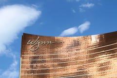 Wynn Hotel Stock Photo