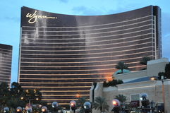 Wynn Hotel and Casino in Las Vegas Royalty Free Stock Photos