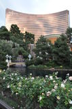 Wynn Hotel and Casino in Las Vegas Royalty Free Stock Image