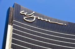 Wynn Hotel - Las Vegas Royaltyfria Foton