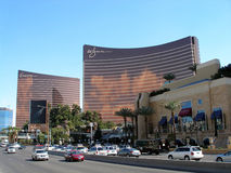 Wynn Hotel, Las Vegas Stock Photos