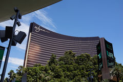 Wynn Hotel Las Vegas, Nevada Photos stock